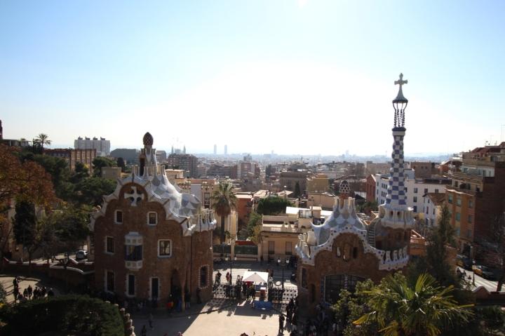 Parc Güell: Fargerikt iBarcelona