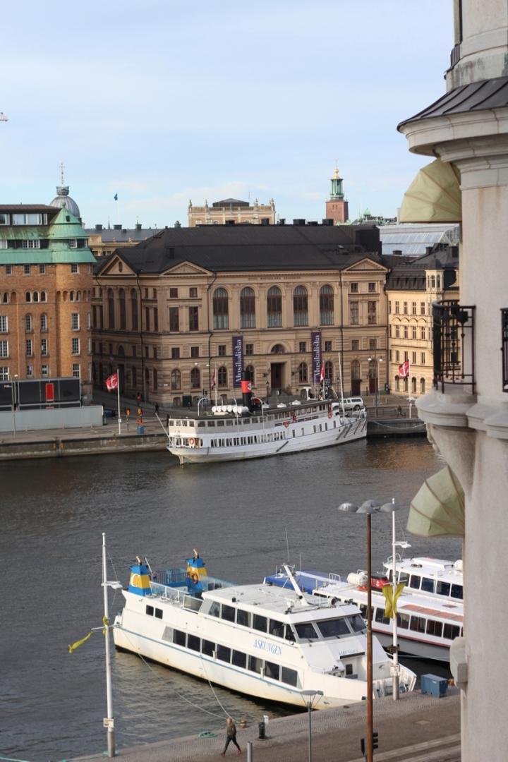 Stockholm: En natt på HotelDiplomat