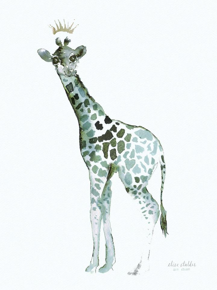 Giraff –Elise Stalder-kopi