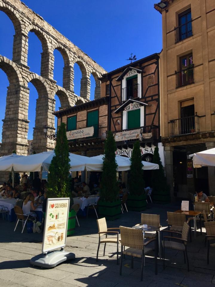 Segovia: en matopplevelse utenom detvanlige