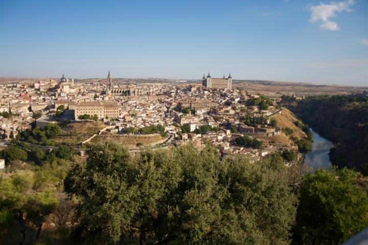Reisefeber: Unike Toledo