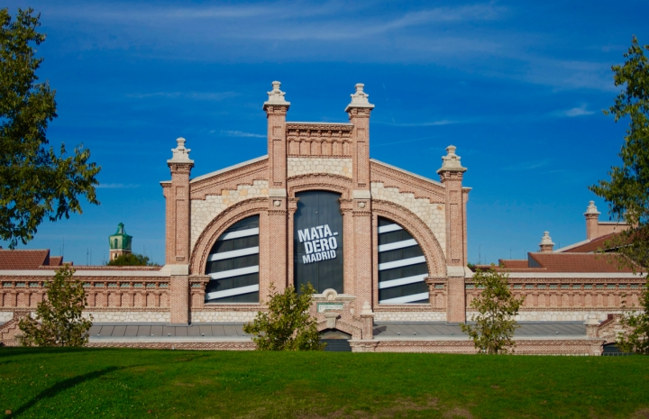 Matadero kunstsenter i Madrid