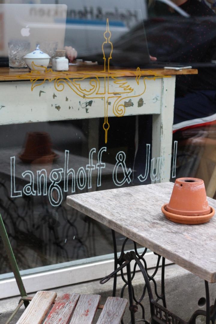 Aarhus: Økologisk hos Langhoff &Juul