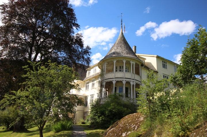 Et av Norges vakrestehoteller