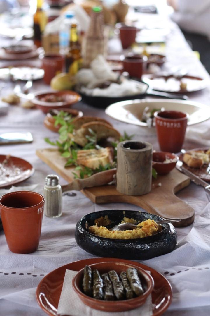 Hellas beste matopplevelse: Paraga Restaurant påRhodos