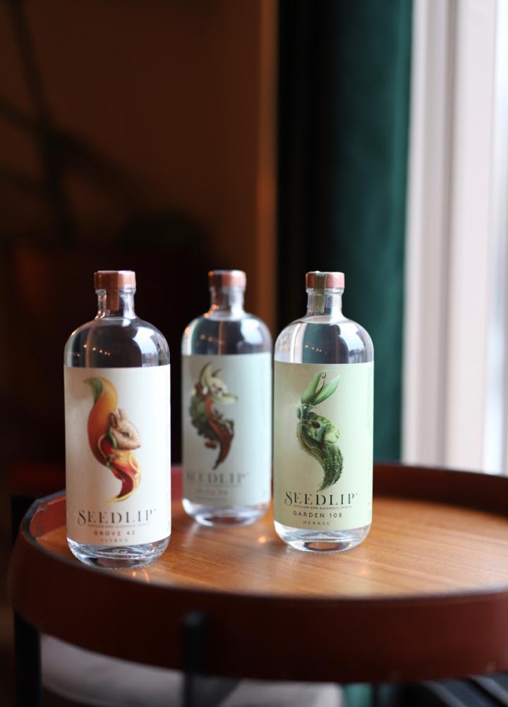 Seedlip: Verdens første destillerte alkoholfriesprit