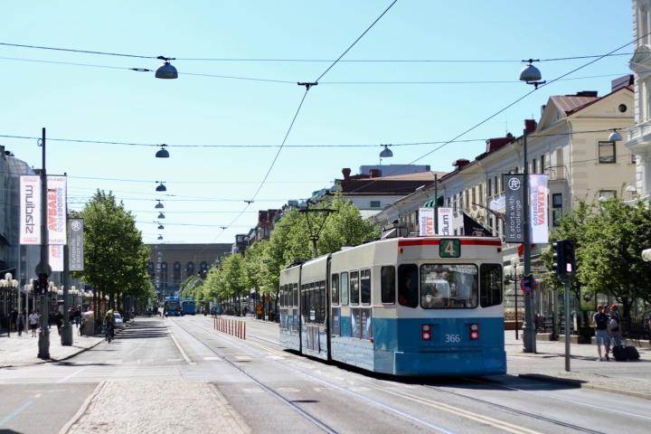 Fem ting du må få med deg iGöteborg
