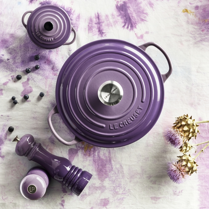 Le Creuset med ny trendfarge