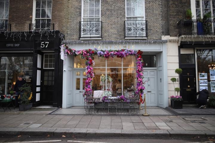 London: fem cafeer du måbesøke